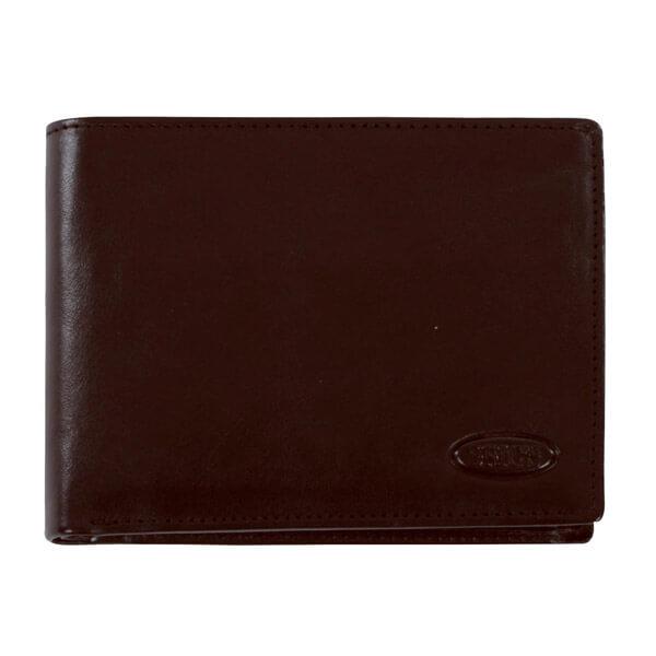 Braune Geldbörse von Brics